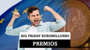 ¿Cuánto dinero reparte Euromillones este viernes?