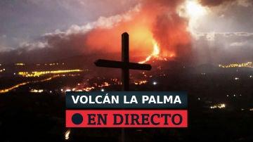 Situación de la erupción del volcán de La Palma por Todoque y si llegará lava al mar, directo