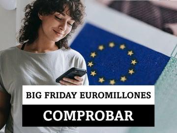 Comprobar Euromillones   Resultados del Big Friday de hoy, 24 de septiembre de 2021