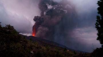 Quinto día de erupción del volcán de La Palma