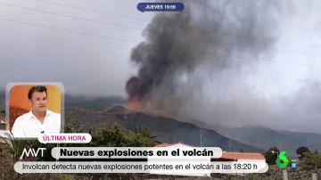 """El alegato de Iñaki López en favor de la investigación: """"En La Palma no ha habido víctimas mortales ni heridos gracias a la ciencia"""""""