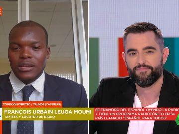 La historia de François Urbain, el taxista camerunés que impulsó un programa de radio en español tras enamorarse de nuestro idioma