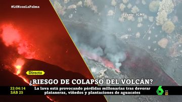 """La advertencia de una geóloga sobre el futuro del terreno de La Palma: """"Quizás nunca se pueda cultivar"""""""