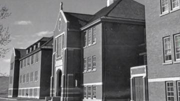 Imagen de archivo de un orfanato de Canadá