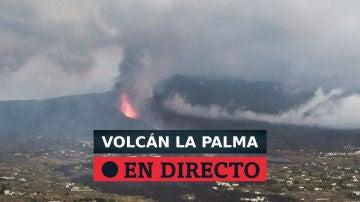 La última hora del volcán de La Palma, en directo en laSexta.com