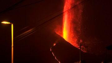 ¿Qué es la deflación de un volcán?