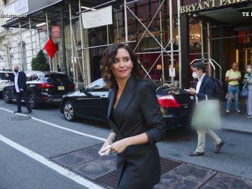 """Dani Mateo analiza las fotos de """"influencer"""" de Ayuso en Nueva York: """"Es como una Kardashian, da igual lo que diga"""""""