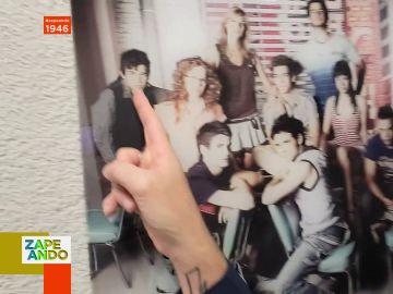 Dani Mateo desvela lo que no se ve en televisión y muestra por sorpresa una foto de Mario Casas
