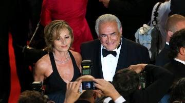 Dominique Strauss-Kahn en una foto de archivo en Cannes, Francia, en 2013
