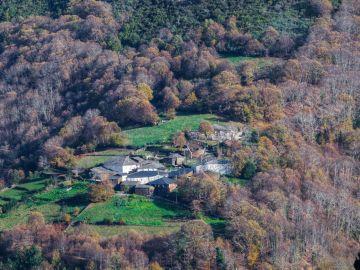 Ruta por la sierra de O Courel, una escapada de otoño espectacular