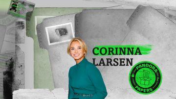 Corinna, Pandora Papers