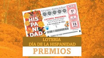 ¿Qué premios reparte la Lotería Nacional del Día de la Hispanidad?