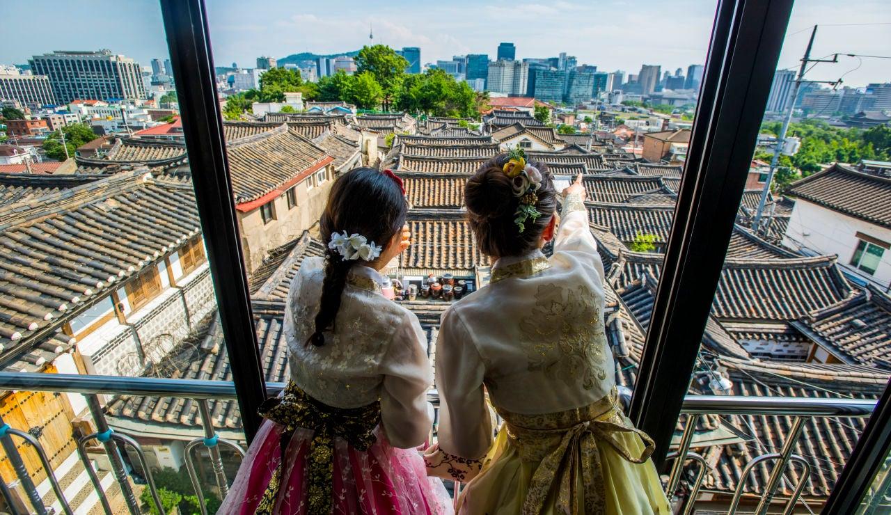 Del 14 al 21 de octubre para visitar Corea del Sur hay que viajar a Madrid