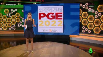 Sandra Sabatés explica las claves de los PGE