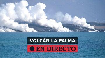Volcán de La Palma en directo