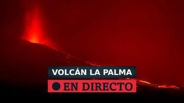 Erupción del volcán de Cumbre Vieja en Directo