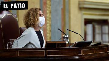 Batet en el Congreso