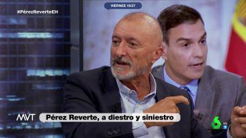Pérez-Reverte en 'El Hormiguero'