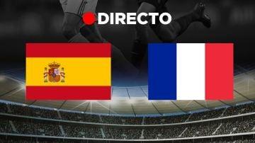 España contra Francia de la UEFA Nations League