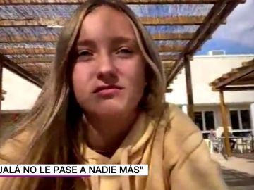"""laSexta habla con la joven Karolina Sarasua tras los graves insultos machistas y amenazas que sufrió en un partido: """"Ojalá no le pase a nadie más"""""""