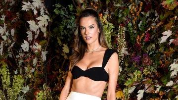 La supermodelo Alessandra Ambrosio.