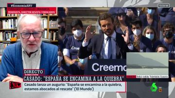 ¿Está España en quiebra?  Esto es lo que demuestran los datos