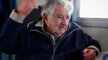 El expresidente de Uruguay José Mujica (archivo)