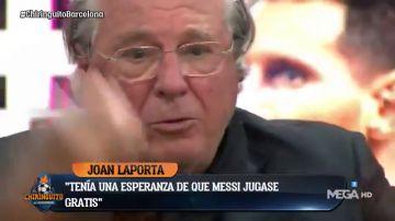 """Jorge D'Alessandro estalla contra Laporta por Messi: """"Siento vergüenza de que presida el Barça"""""""