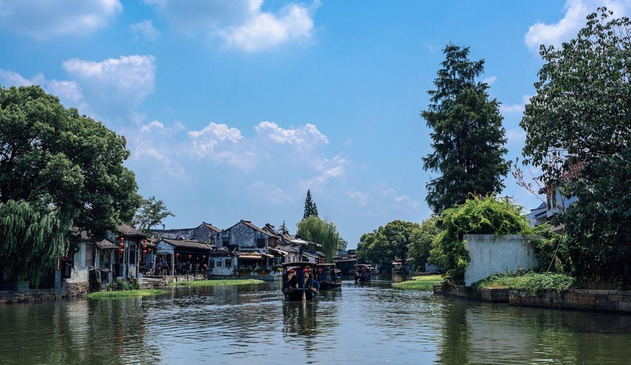 Xitang, un pueblo chino de canales y puentes que pasa por ser uno de los más bonitos del mundo