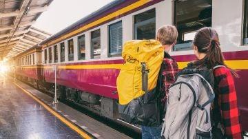 5.529 jóvenes españoles de entre 18 y 20 años podrán viajar durante 30 días Europa en tren