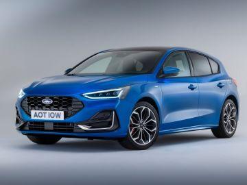 Ford Focus 2022: más tecnológico, más híbrido y algunos retoques para mejorar una fórmula de éxito