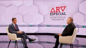 Entrevista de Ferreras a Pedro Sánchez