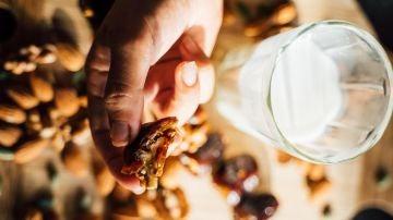 A propósito de la crema de cacao de Carlos Ríos: ¿es bueno triturar o licuar las frutas? ¿Sube más rápido el azúcar?