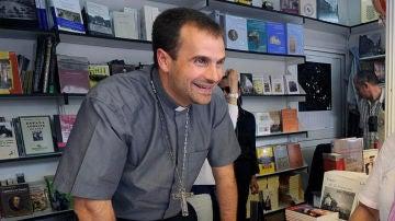 Xavier Novell, obispo emérito de Solsona