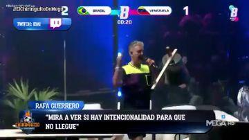 'El Chiringuito' destaca en el Mundial de Globos de Ibai LLanos: Alfredo Duro, Rafa Guerreo y Cristóbal Soria, protagonistas