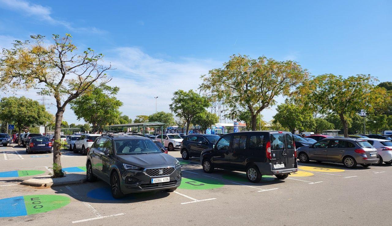 El parking con distintivo medioambiental o cómo llevar a cabo una discriminación