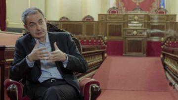 """Zapatero reflexiona sobre el final de ETA: """"Lo importante es que se acabó para siempre"""""""