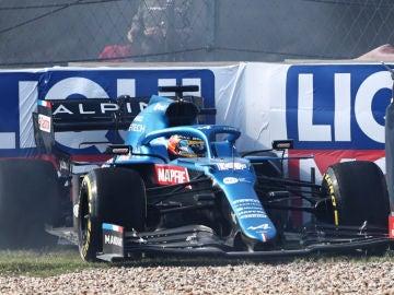 Fernando Alonso, contra las protecciones