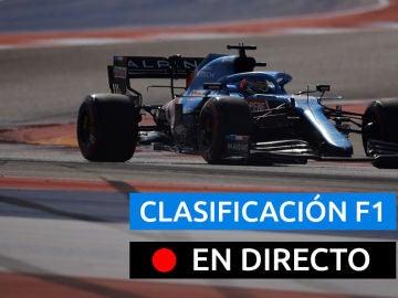 Fernando Alonso, en el GP de EEUU