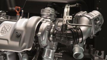 Retroalimentación en motor diésel