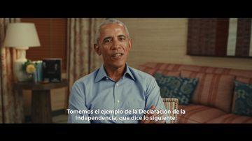 Esta es la fórmula de Barack Obama para que un país tenga éxito y no caiga en crisis sociales, religiosas o étnicas