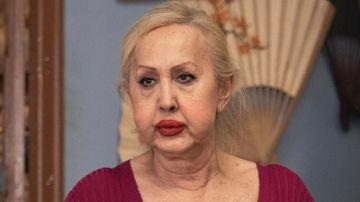 Laura Frenchkiss, actriz de 'Veneno'