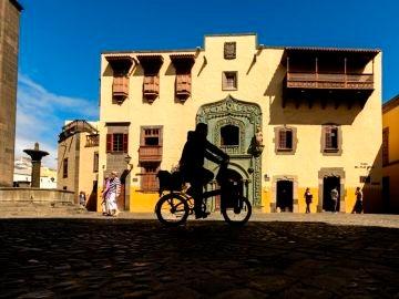 La Casa de Colón está en Las Palmas de Gran Canaria