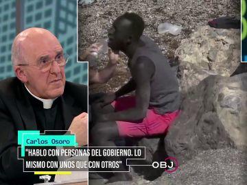 """La contundente condena del cardenal Osoro a la xenofobia: """"Todos tenemos derecho a pasear por este mundo"""""""